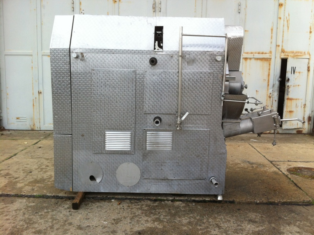 Used Continuouse Butter Making Machine Nagema KM 2000