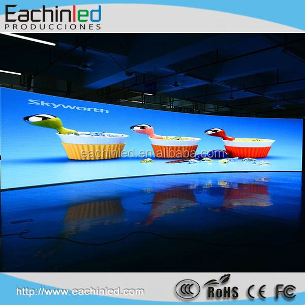 Eachinled SMD2022 Waterproof P4 Outdoor Rental LED Display Screen at good price