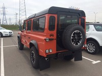 2016 NEW LHD LAND ROVER DEFENDER 90 110 HERITAGE ADVENTURE 2.2