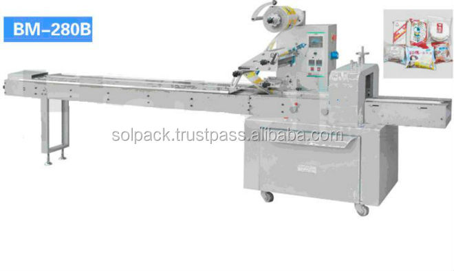 HORIZONTAL PACKING MACHINE