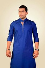 Mens high quality plain shalwar kameez - Unique Button style mens fancy dress shalwar