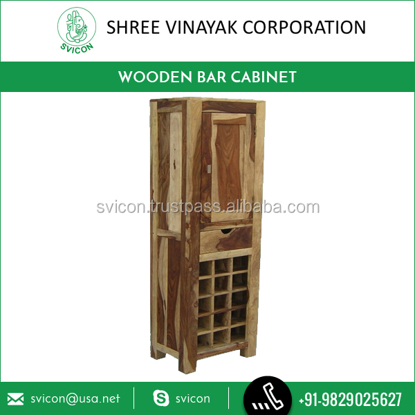 Factory Direct Commercial Modern Wooden Bar Furniture Cabinet at Popular Rate