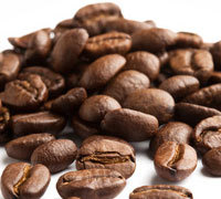 Wholesale premium quality arabica roasted coffee beans