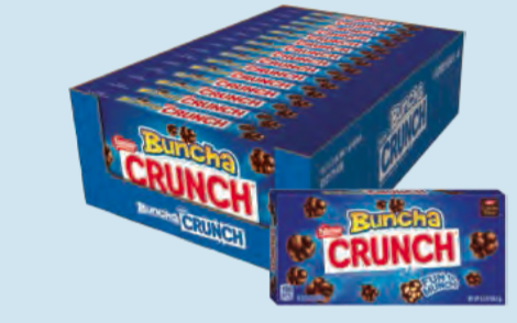 Buncha Crunch share pack Concession Box (15x3.2oz)