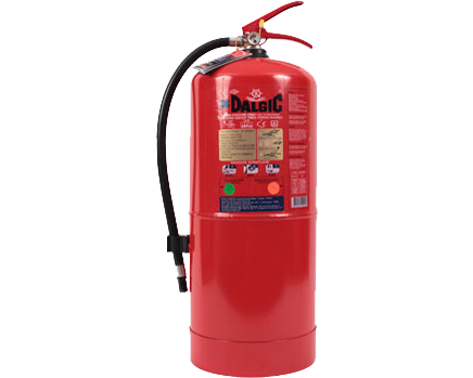DALGIC Dry Powder 9 kg Portable Fire Extinguishers