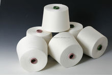 CVC 40/1 For Knitting/ Weaving(60/40 Combed Cotton Polyester Blended Yarn)