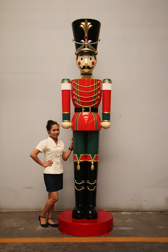 10FT Toy Soldier