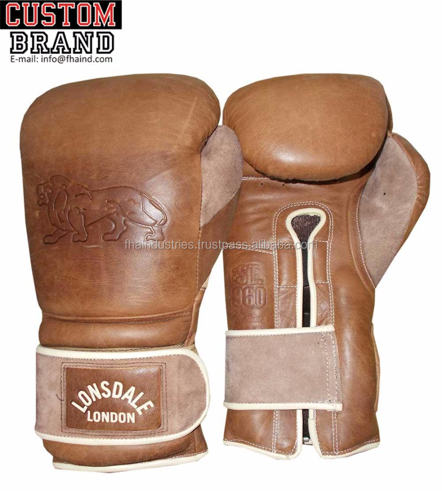 Vintage Leather Boxing Gloves, Focus Pad, Medicine Ball, Speed Ball, Punching Ball Suppliers from Sialkot / FHA INDUSTRIES
