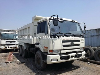 Japan Diesel UD Nisan Dump Truck for Sale