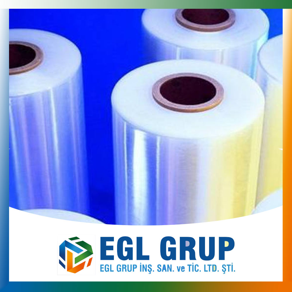 LLDPE Automatic Type Strech Super Power Film For Machine 23x1500 M