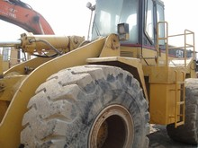 used CAT966F ,good condition