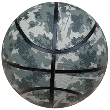 New Excellent Quality Leather Material Camouflage Basketballs