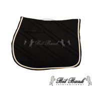 Swallowtail Saddle Pad