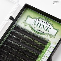 OPTIMA Eyelash Extensions Mink / Reliable tweezers eyelash extension for professional users , long-seller
