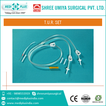Two Lead TUR Set with CE/ISO Certification