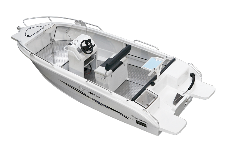 2015 new small aluminum fishing center steering console for Small used fishing boats for sale