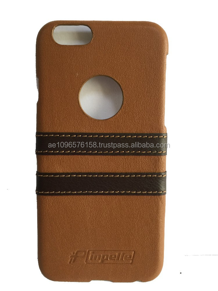 inpelle- Genuine Leather Wrap Mobile Case
