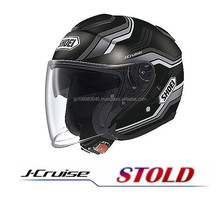 J-CRUISE SHOEI Helmet for motorcycle made in Japan for wholesaler