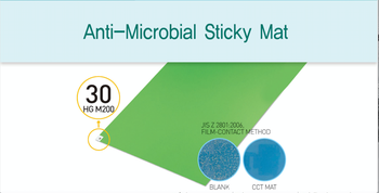 Anti-Microbial Sticky Mat
