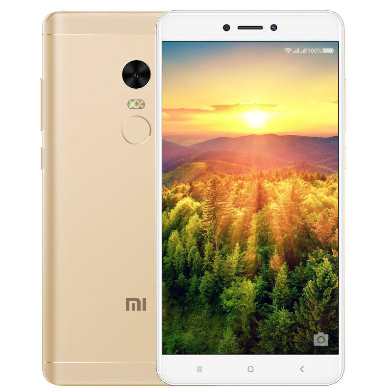 EU DHL Shipping Original Xiaomi Redmi Note 4X 3GB RAM 32GB ROM 5.5 Inch Snapdragon 625 Mobile Phone 4100mAh Redmi Note 4 X Cellp