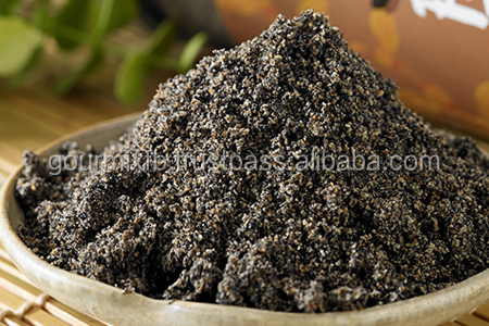 black sesame powder/mix grain/plant protein/healthcare/cereal/hair care/organic/functional/food ingredient