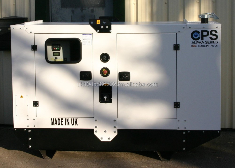 Industrial Diesel Generator, with Deutz Engines & Euro Alternators - Assembled in the UK