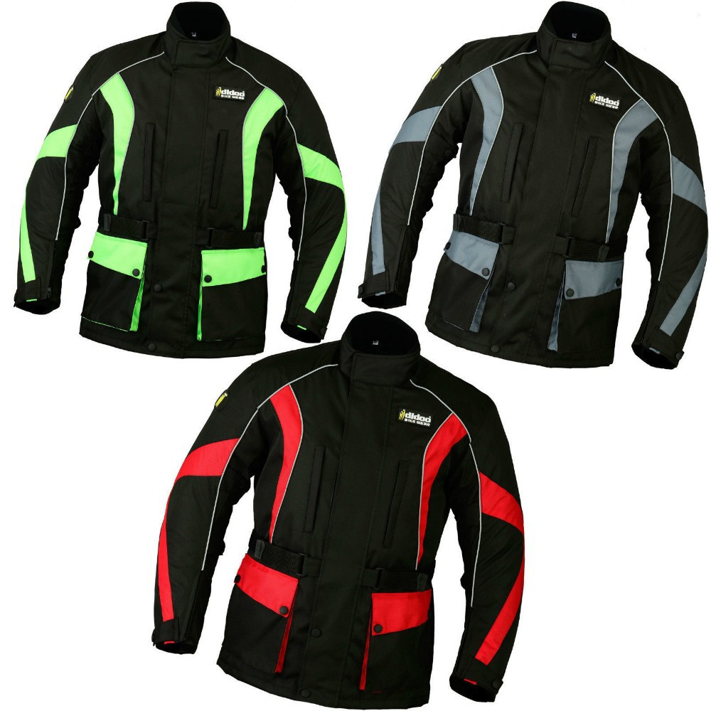 Details about New Mens Armoured Waterproof Cordura Motorbike Motorcycle Jackets Collection