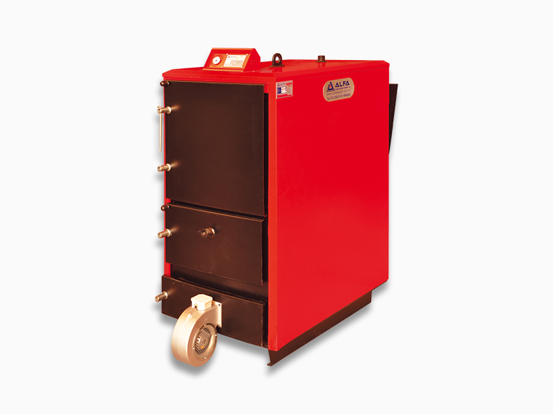 AKKD Solid Fuel Fan Three Transitive Heating Boilers