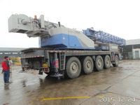 used tadano all terrain crane used original japan crane tadano Faun ATF1200-5 120T crane from china