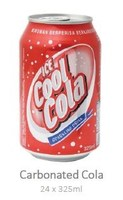 Carbonated Drink - Cola 325ml