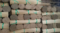 High counting of Vietnam bamboo sticks