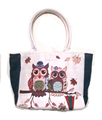 Cotton canvas wholesale shopping tote bags