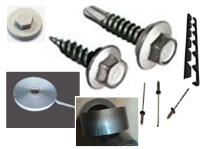 Self Drilling Screws / Self Tapping Screws other Cladding accessories +971 56 5478106 Dubai/Abu Dhabi/Sharjah/Ajman/UAQ/Fujairah