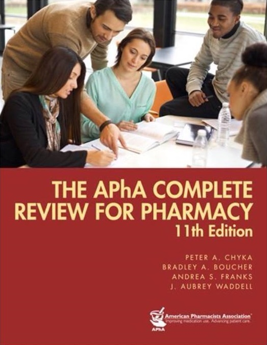 THE APHA COMPLETE REVIEW OF PHARMACY 2015
