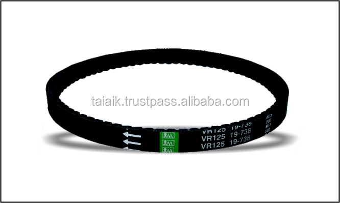 Motorcycle parts V-Belt Taiwan made TAA brand