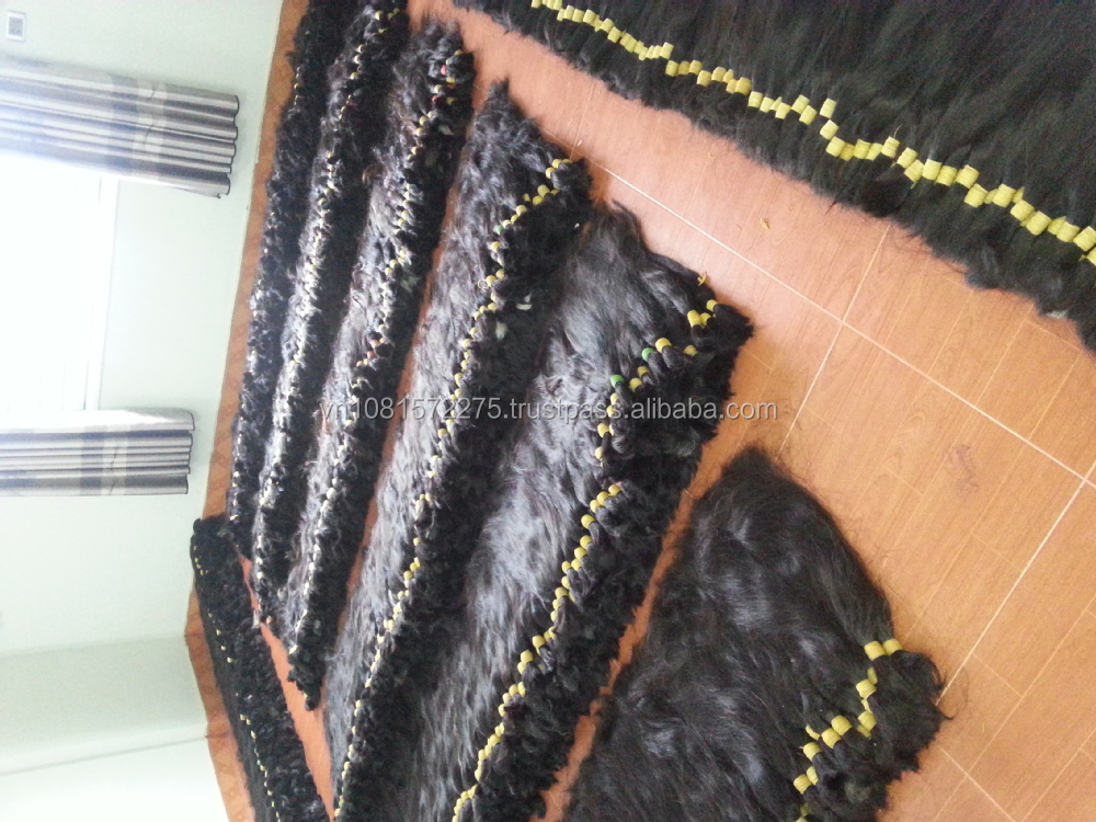 "4Pcs Lot 8-30"" Unprocessed Raw Brazilian Virgin Remy Hair Body Wave Natural Black Human Hair"