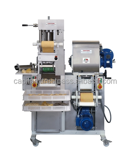 Multi-function automatic maker for pasta and ravioli KOMBY 250