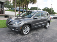 USED CARS - VOLKSWAGEN TIGUAN - FLOOD (LHD 820356)