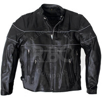 advanced experience motorcycle jacket