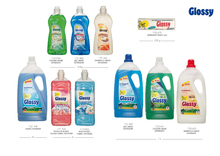 Laundry Liquid Detergent ECONOMY and Softeners in 1500ml and 4000ml