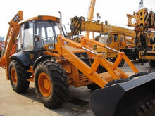 Resonable Price Used Backhoe loader JCB 4cx made in UK