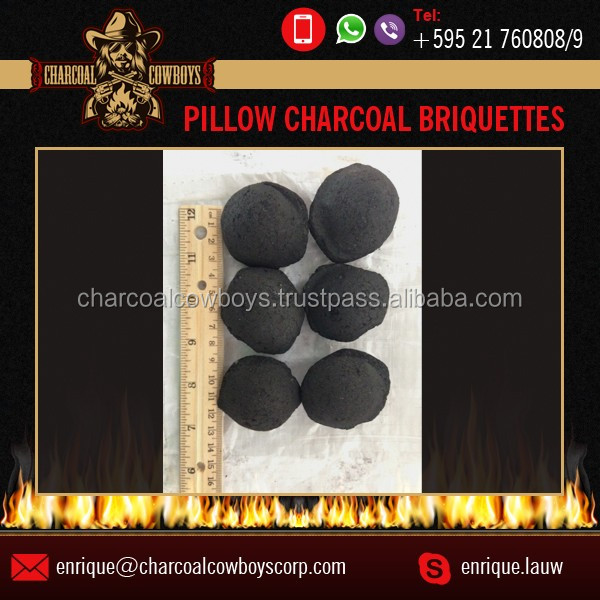 High Grade Carbon Activated Pillow Charcoal