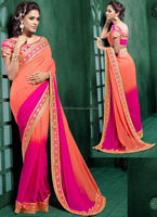 bridal saree blouses designs