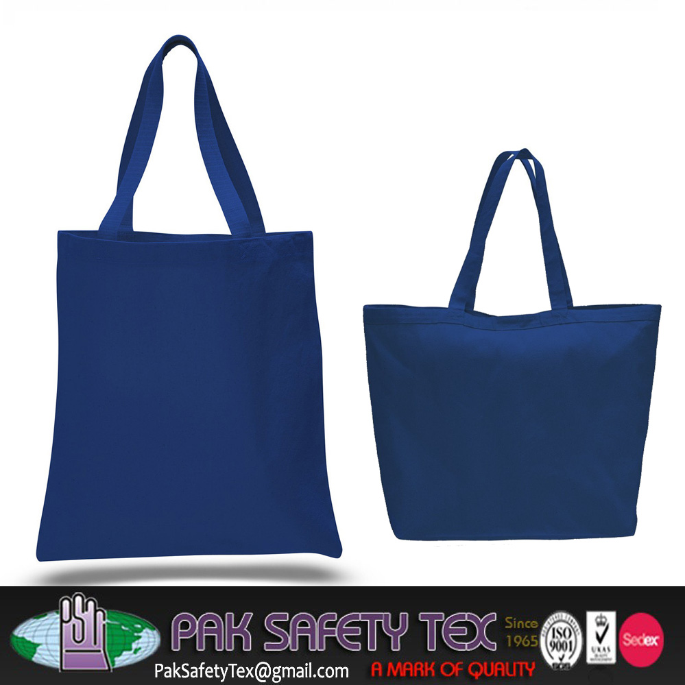Canvas Tote Bags/Heavy Cotton Canvas Boat Tote Bags