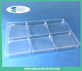 Food Grade Clear PET Trays, Food Packaging Tray