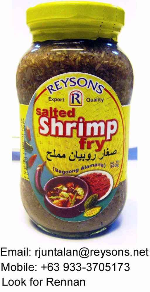 Reysons Salted Shrimp Fry