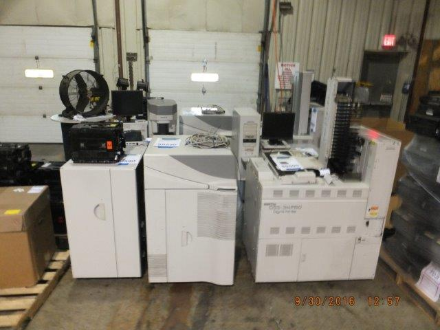 Used Noritsu QSS-3411 Quad Digital Minilab
