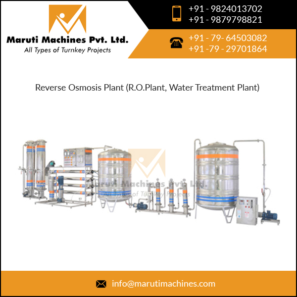ISO Certified Exporter Water Treatment Plant at Best Price