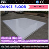 Hot sale white dance floor for sale cheap portable wooden dance floor made in China factory