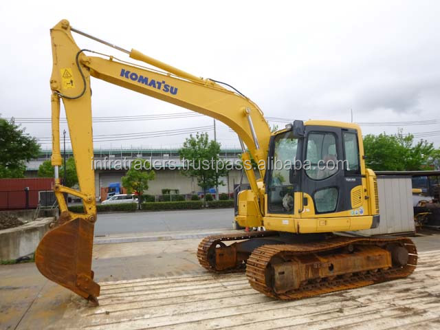 Supply cheap price Komatsu Hitachi Doosan Used Excavator,used Komatsu pc138US pc138-8 pc138-7 pc138-6 excavator for sale